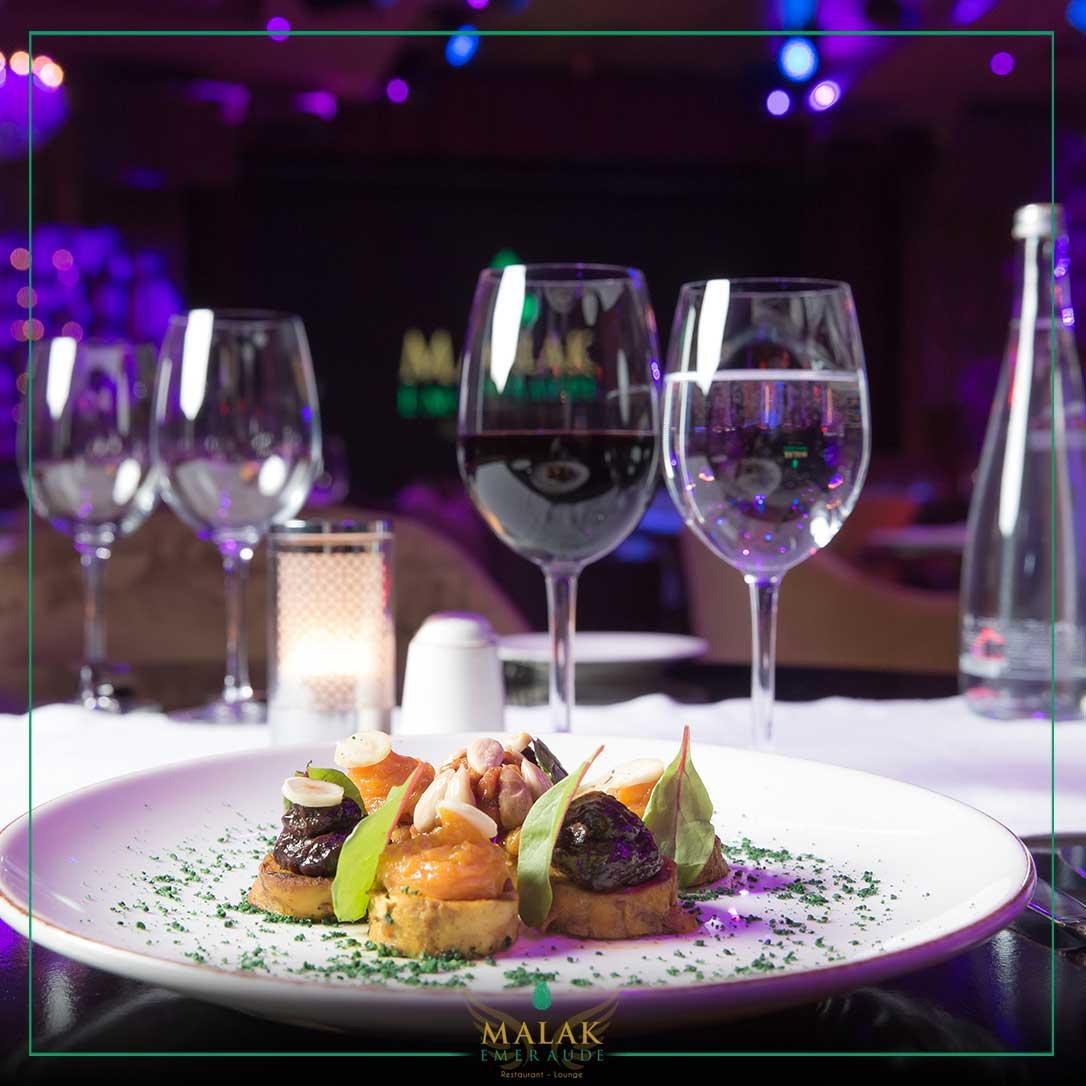 Gastronomie restaurant marrakech
