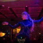 show malak emerald restaurant marrakech