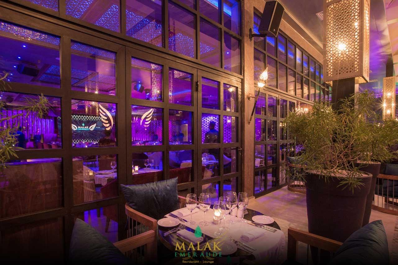 restaurant marocain marrakech